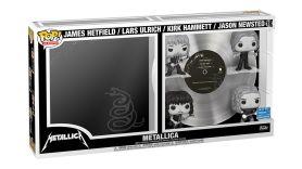 metallica black album funko pop figures
