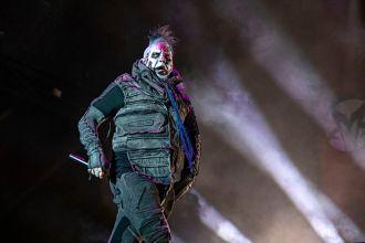 Mudvayne DSC 0480 web In Photos: 2021 Inkcarceration Festival Fueled by Slipknot, Mudvayne, Rob Zombie, Mastodon, Halestorm, and More