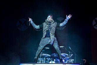 Mudvayne DSC 9859 web Mudvayne Play First Show in 12 Years: Video + Exclusive Photos