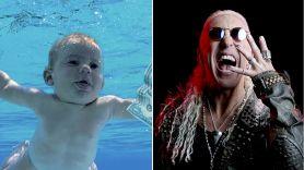 Nirvana Nevermind Dee Snider Hair Metal
