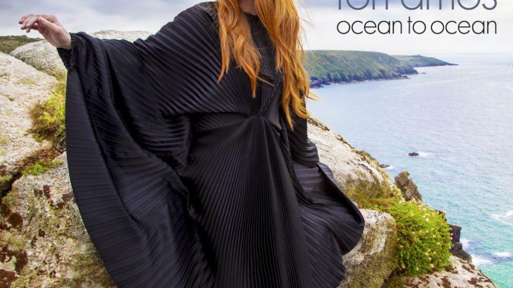 Ocean to Ocean by Tori Amos new album artwork cover art record