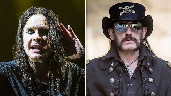 ozzy osbourne lemmy hellraiser duet
