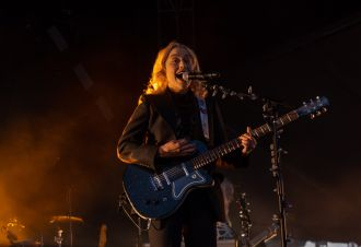 Phoebe Bridgers at Governors Ball 2021