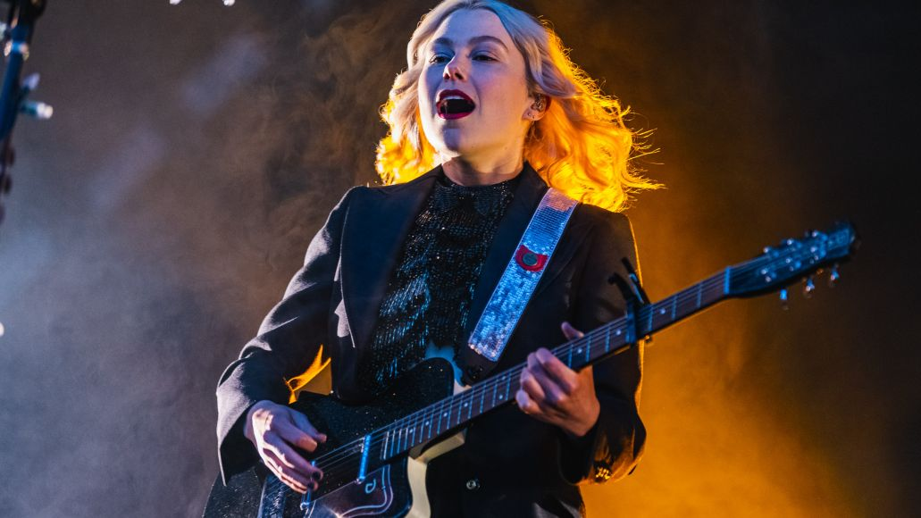 Phoebe Bridgers op Governors Ball 2021