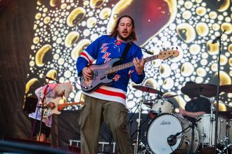 Portugal. The Man at Governors Ball 2021 day 1