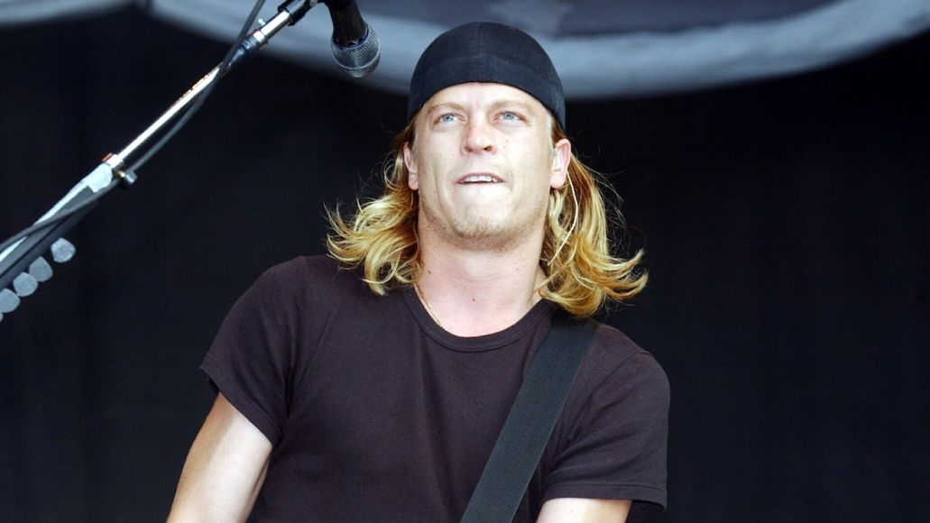 Puddle of Mudd's Wes Scantllin odd interview