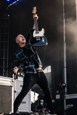 day 4 photos Simple Plan at Riot Fest Chicago 2021
