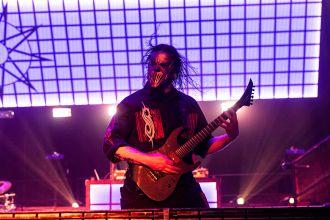 Slipknot DSC 8314 web In Photos: 2021 Inkcarceration Festival Fueled by Slipknot, Mudvayne, Rob Zombie, Mastodon, Halestorm, and More