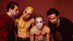 System of a Down Toxicity anniversary