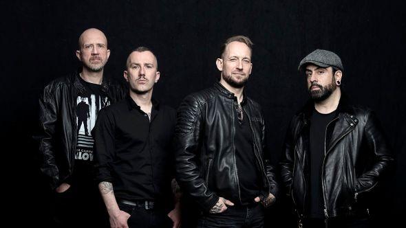 Volbeat, photo by Ross Halfin