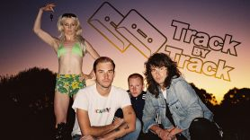 amyl and the sniffers comfort to me track by track album stream sophomore record new jamie wdziekonski