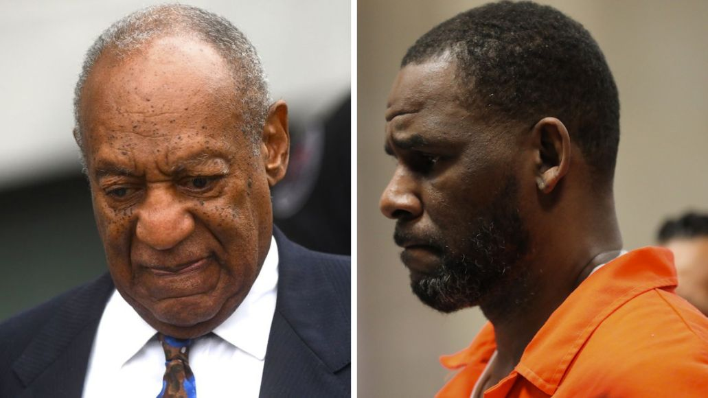 bill cosby defends r kelly railroaded court sex trafficking