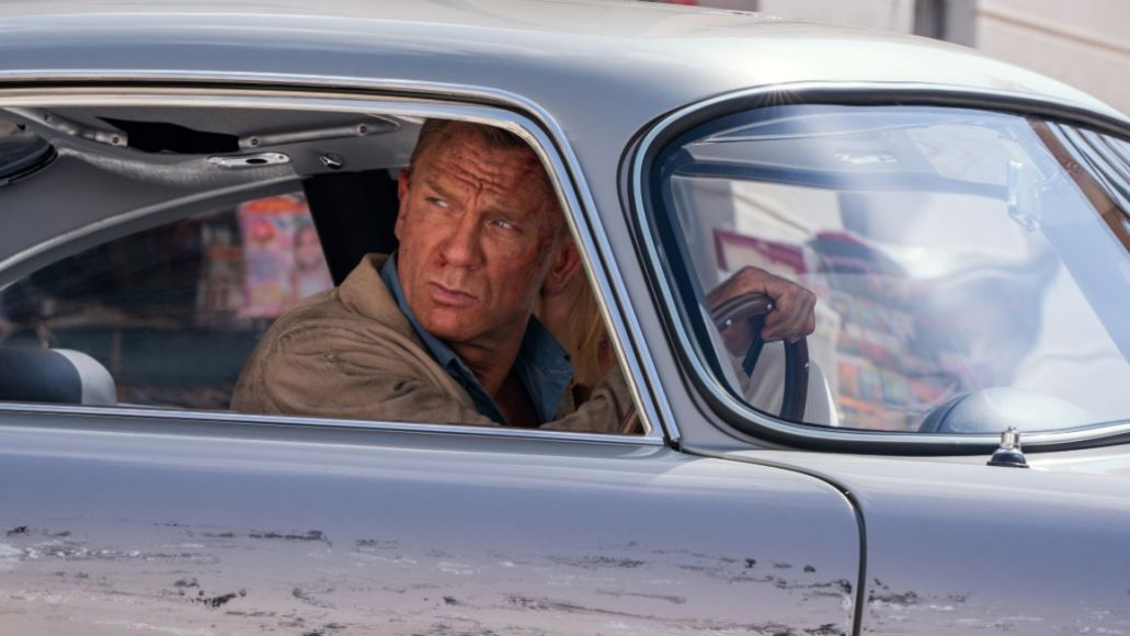 No Time to Die (MGM) James Bond 25