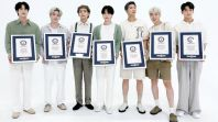 bts guiness world records hall of fame 2022