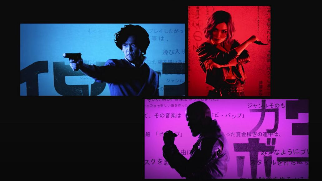 cowboy bebop opening title sequence intro john cho watch