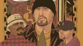 cypress hill comic book graphic novel Tres Equis z2 comics