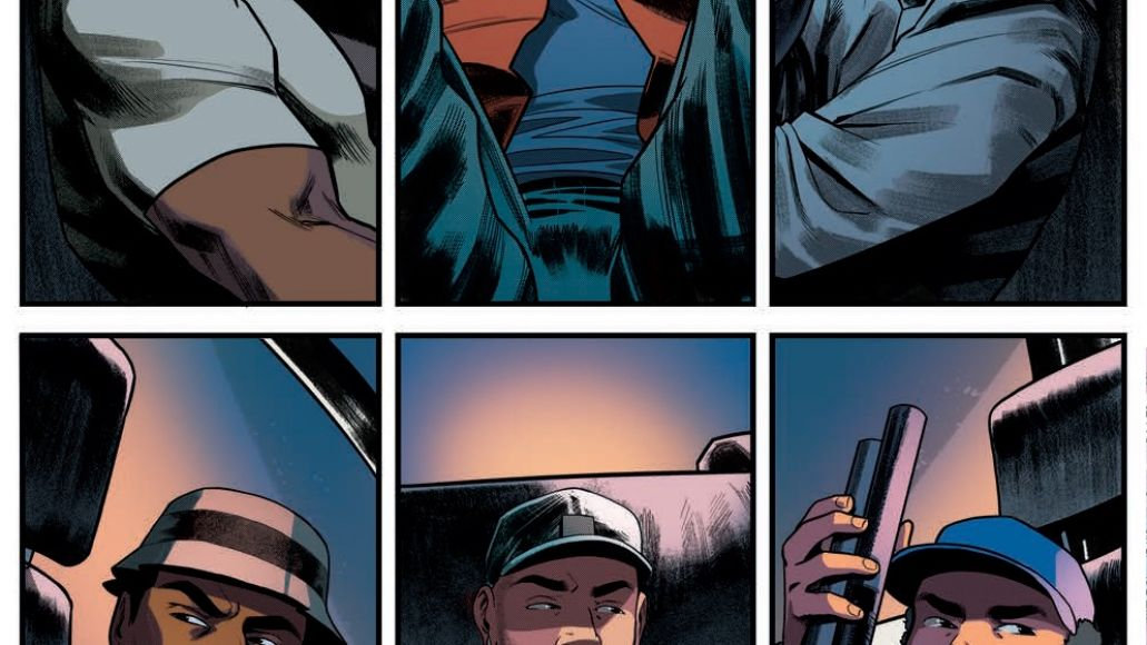 cypress hill tres equis graphic novel z2 comics page 4