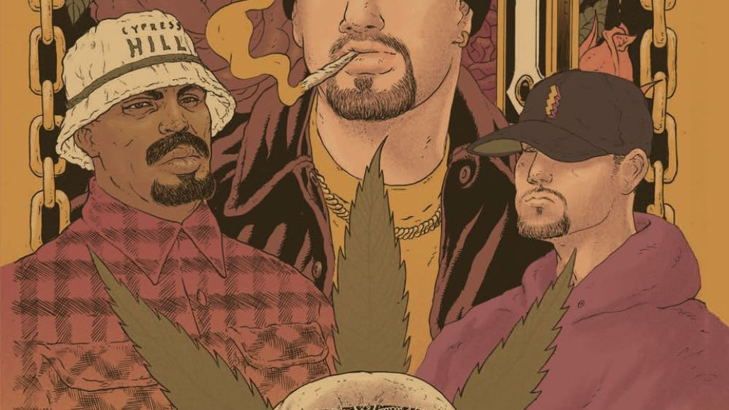 cypress hill tres equis graphic novel z2 comics page cover