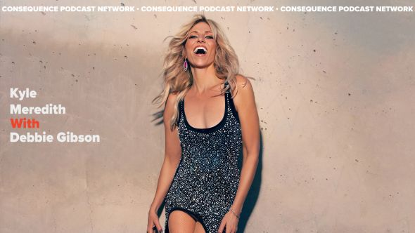 debbie gibson the body remember joey mcintyre kyle meredith with podcast