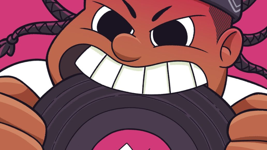 dijahsb tasty raps vol 1 new ep artwork