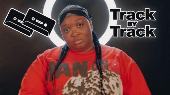 dijahsb Tasty Raps Vol. 1 track by track photo by Vonny Lorde