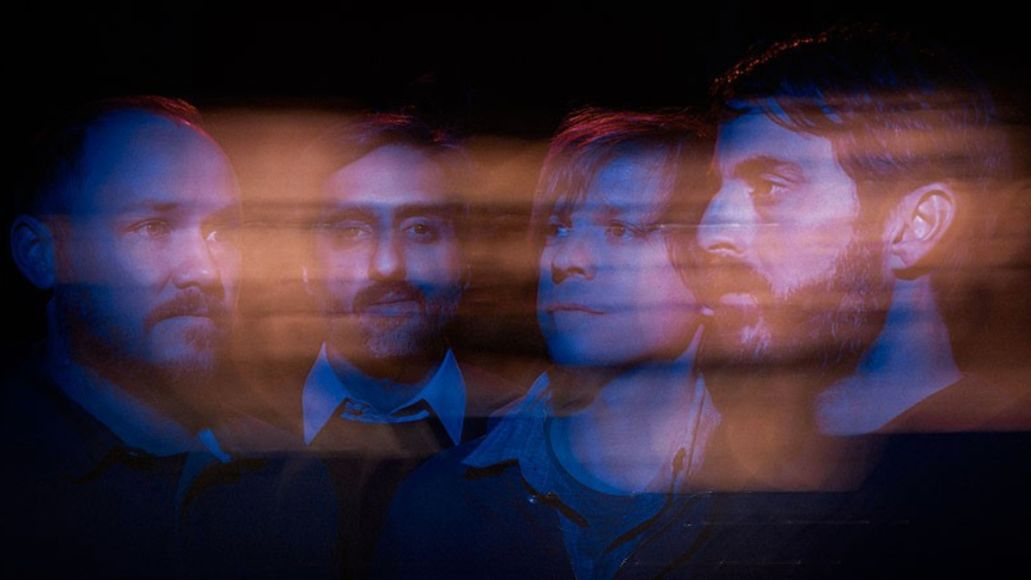 explosions in the sky Flying big bend new single stream