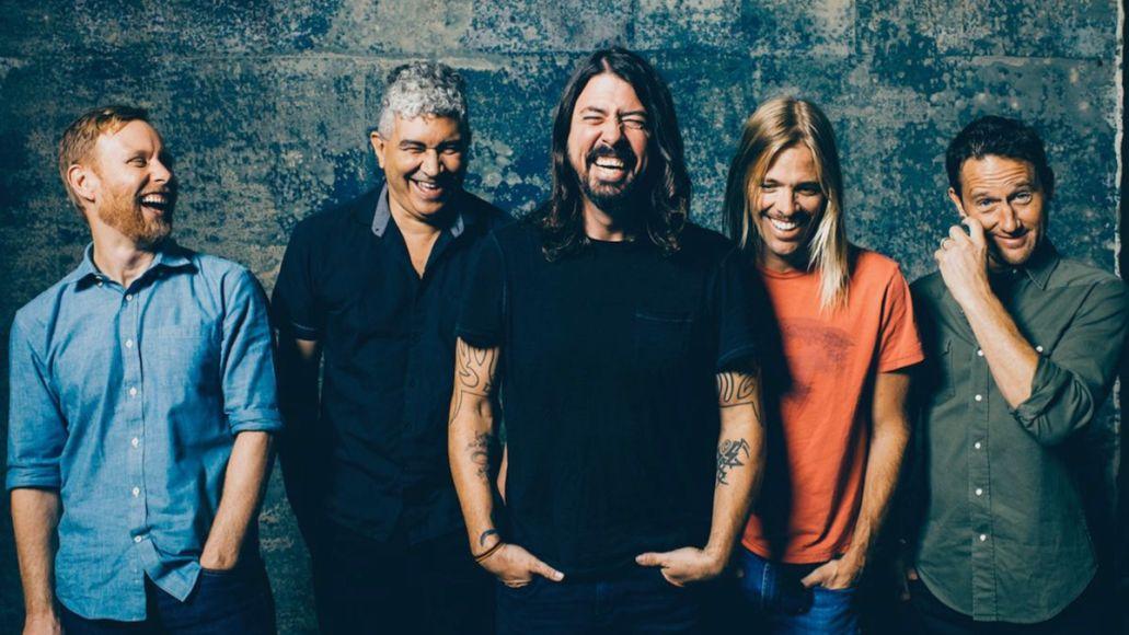 foo fighters insane prog-rock record choose life interview next album record