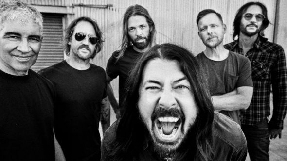 foo fighters reopening 9:30 club washington dc concert west coast tour dates