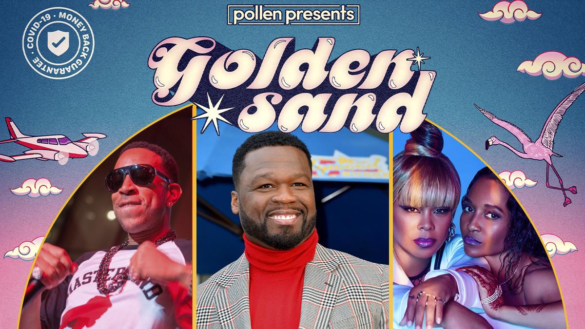 Golden Sand Destination Hip-Hop Festival Brings 50 Cent, TLC, Ludacris to Riviera Maya