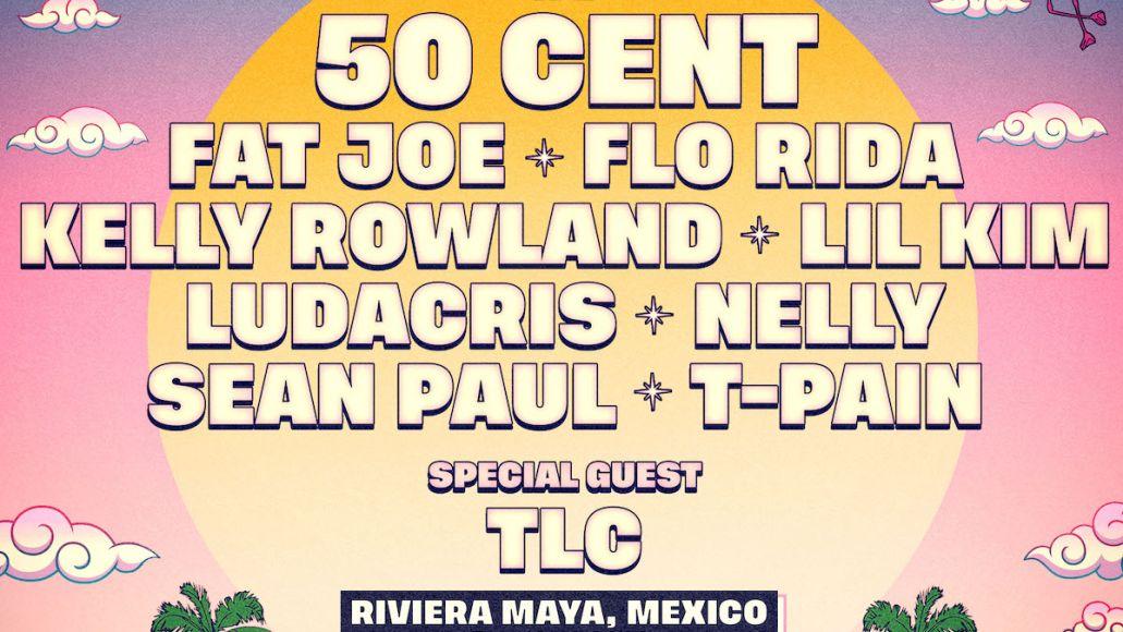 golden sand music festival lineup destination mexico riviera maya