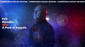 kyle meredith with a flock of seagulls podcast interview