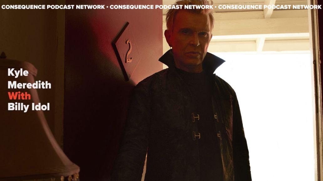 kyle meredith with billy idol interview photo credit Steven Sebring roadside ep lawnmower man 2 cyberpunk