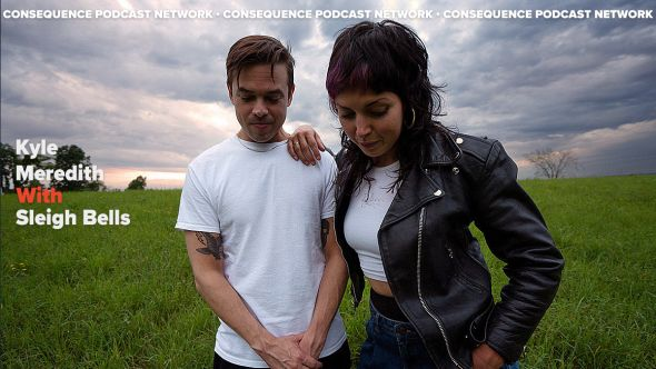 kyle meredith with sleigh bells texis new album