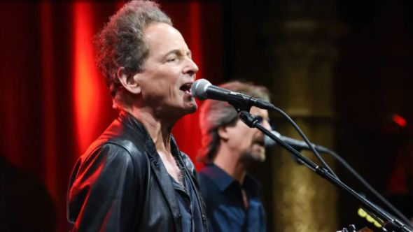 lindsey buckingham on the wrong side late show with stephen colbert