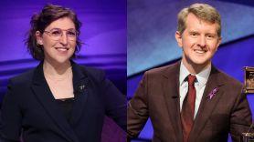 mayim bialik ken jennings jeopardy hosts 2021