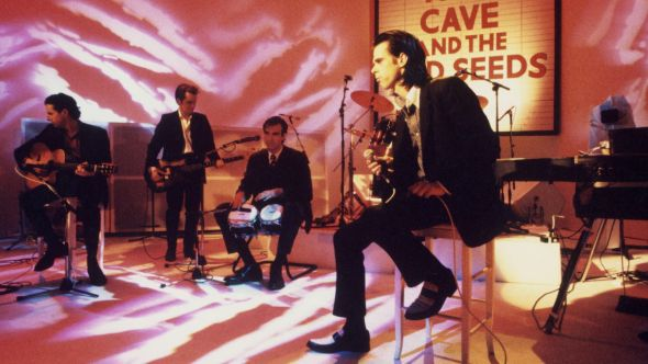 nick cave and the bad seeds earthlings rarities previously unreleased
