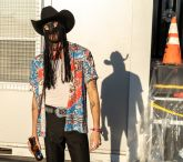 Orville Peck governors ball 2021 portraits photo gallery backstage
