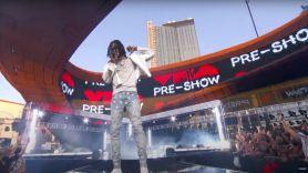 polo g 2021 mtv vmas pre-show rapstar performance watch