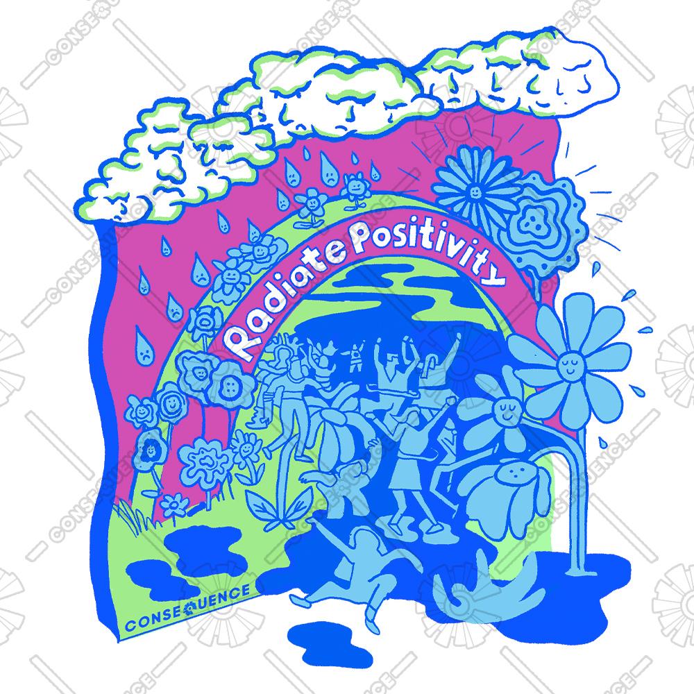 radiate positivity bonnaroo cancel cancellation 2021 hurricane ida relief benefit charity