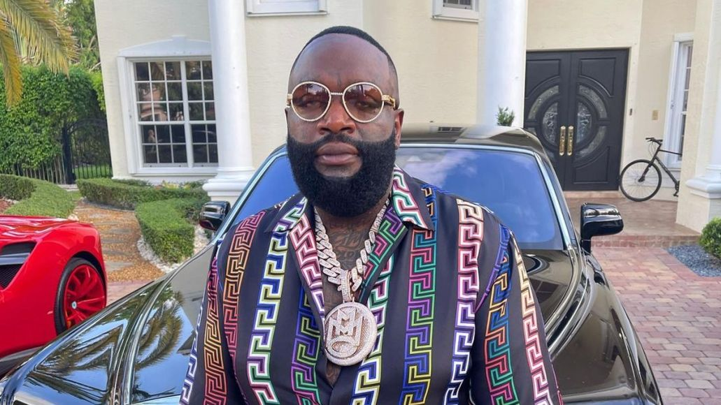 rick ross drivers license 45 years old