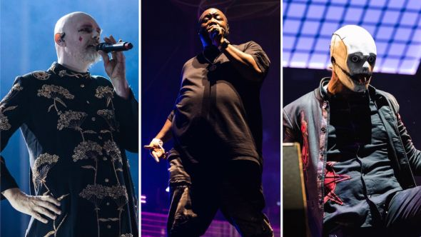 Riot fest 2021 festival review smashing pumpkins slipknot run the jewels