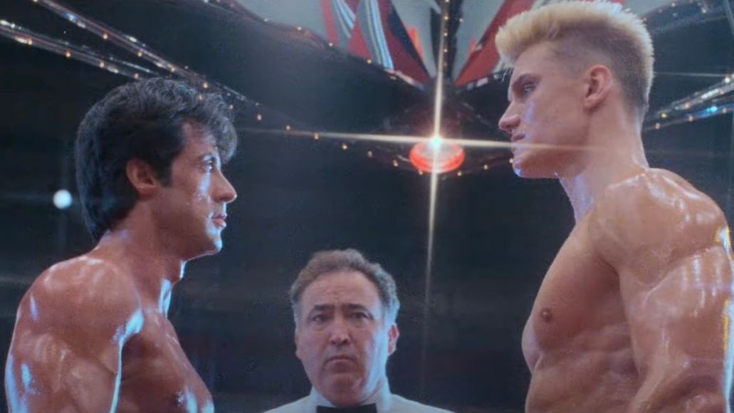 rocky vs drago ultimate director's cut rocky iv sylvester stallone mgm