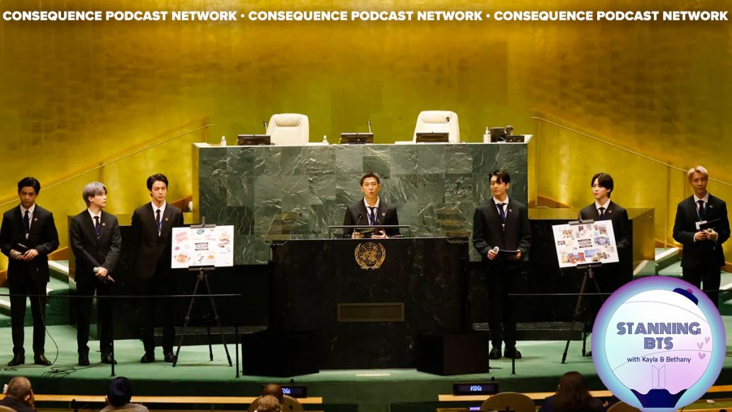 stanning bts un united nations general assembly