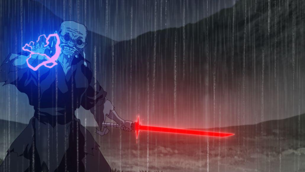 Star Wars Visions (Disney+) Anime