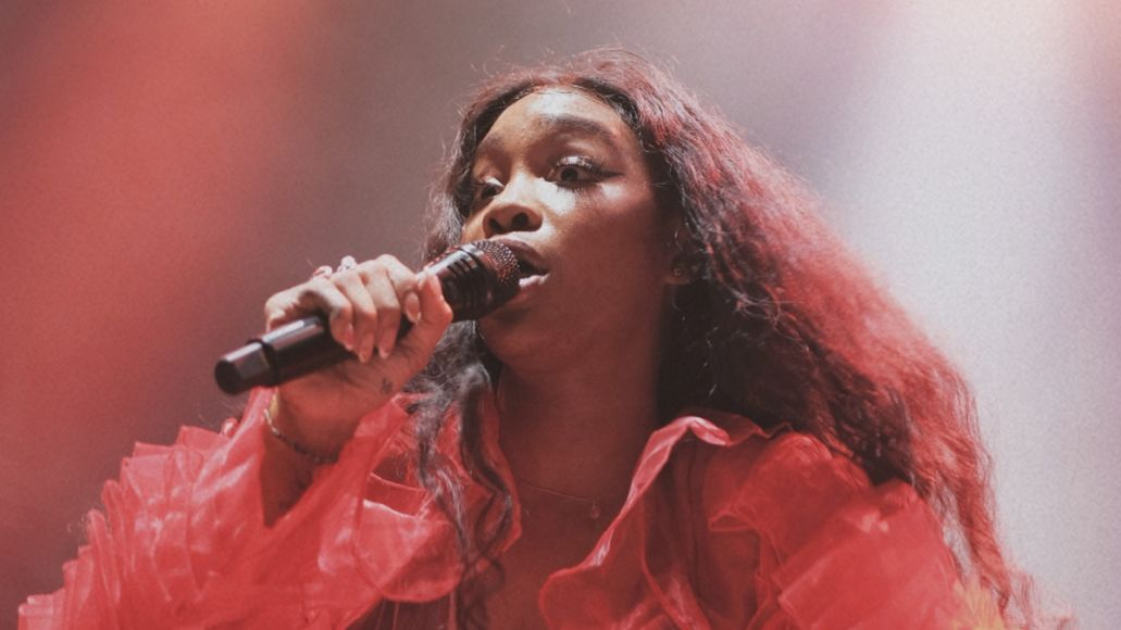 sza the anonymous ones new song stream