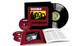 the doors la woman 50th anniversary deluxe edition riders on the storm demo