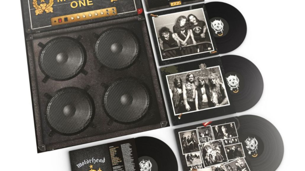 unnamed 25 New Motörhead Box Set Collects the Bands Loudest Songs