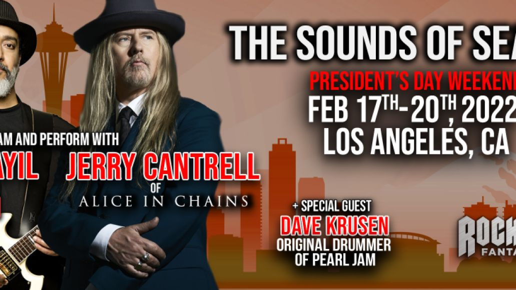 unnamed 27 Alice in Chains Jerry Cantrell and Soundgardens Kim Thayil to Lead Sounds of Seattle Rock Camp