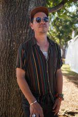 Black Pumas' Adrian Quesada at Austin City Limits 2021 Weekend 2