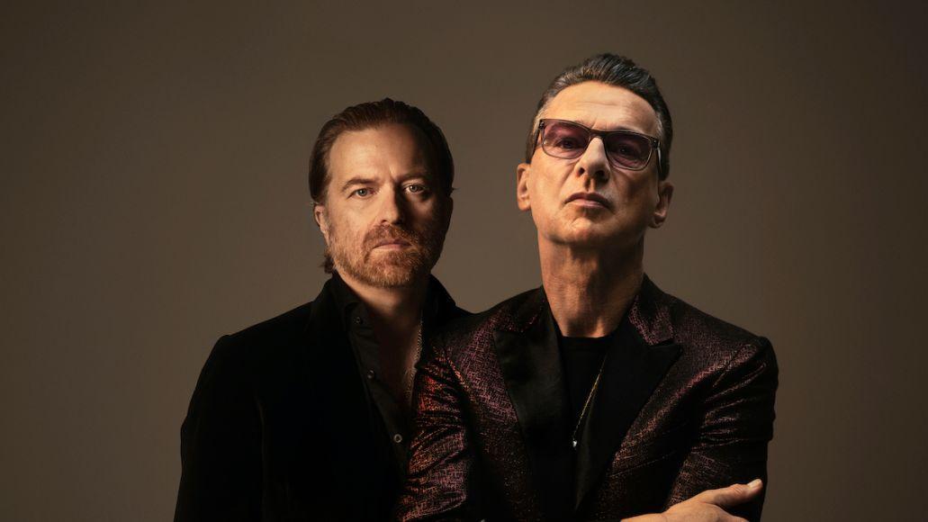 Dave Gahan and Soulsavers, photo by Spencer Ostrander and Joe Magowan